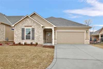 Wichita Single Family Home For Sale: 1237 S Nineiron