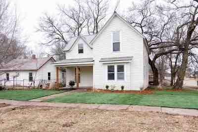 El Dorado KS Single Family Home For Sale: $59,000