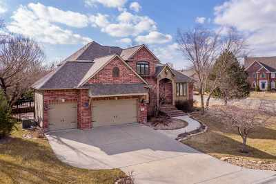 Sedgwick County Single Family Home For Sale: 100 N Chelmsford Ct