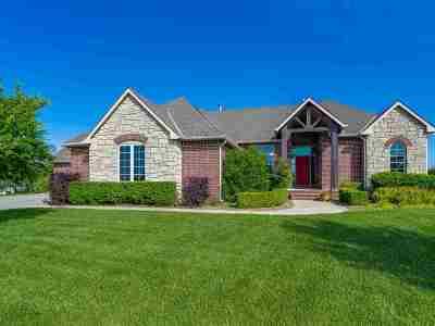 Rose Hill Single Family Home For Sale: 3611 N Deer Ridge