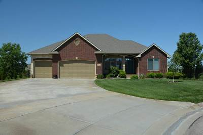 Wichita Single Family Home For Sale: 6030 W Driftwood Ct