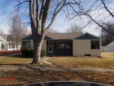 Haven Single Family Home For Sale: 106 S Emporia St