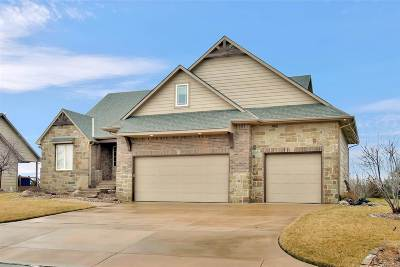 Wichita Single Family Home For Sale: 3308 N Shefford