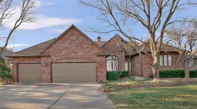 Wichita Single Family Home For Sale: 2309 W Timbercreek Cir
