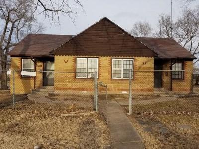 Wichita Multi Family Home For Sale: 2900 E Maplewood Dr