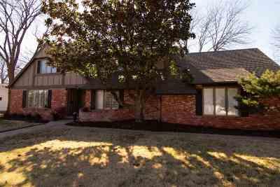 Wichita Single Family Home For Sale: 335 N Hampton Rd
