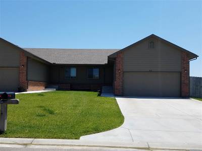 Bel Aire Single Family Home For Sale: 8459 E Granite