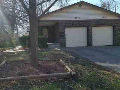 Wichita KS Single Family Home For Sale: $795