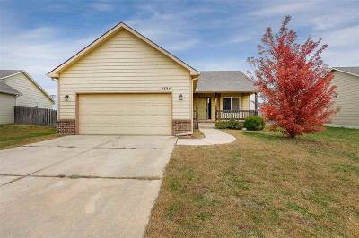 Derby Single Family Home For Sale: 2724 E Old Spring Rd