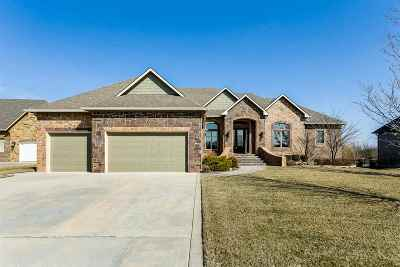 Sedgwick County Single Family Home For Sale: 4054 N Stone Barn St