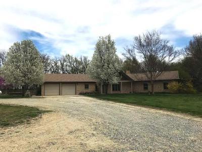 Mulvane Single Family Home For Sale: 8930 E 111th St S