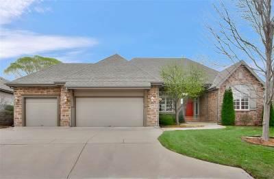 Wichita Single Family Home For Sale: 2224 N Williamsgate Ct
