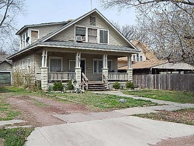 Winfield KS Single Family Home For Sale: $40,000