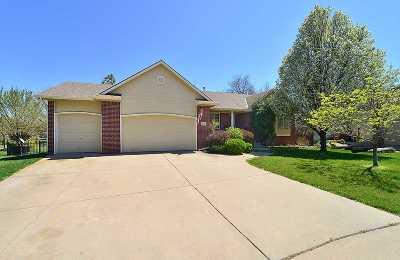 Derby Single Family Home For Sale: 2231 E Sommerhauser