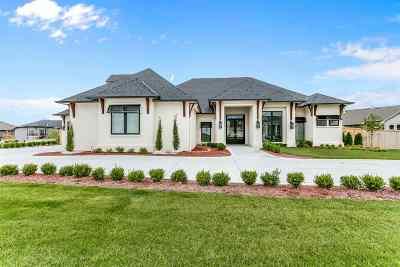 Wichita Single Family Home For Sale: 2916 N Gulf Breeze Cir