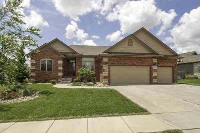 Sedgwick County Single Family Home For Sale: 1011 N Beau Jardin Ct