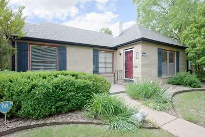 Sedgwick County Single Family Home For Sale: 201 N Ridgewood Dr