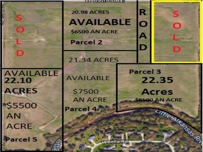 Wichita Residential Lots & Land For Sale: 2405 W 69th St North
