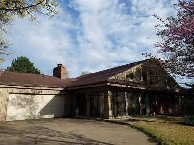Wellington Single Family Home For Sale: 407 Morningside Dr