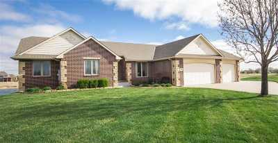 Maize KS Single Family Home For Sale: $569,000