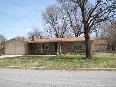 Wichita Single Family Home For Sale: 3230 N Carlock St