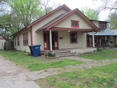 Augusta Single Family Home For Sale: 212 Columbia