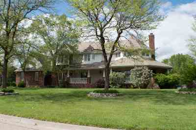 Wichita KS Single Family Home For Sale: $665,000