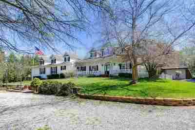 El Dorado Single Family Home For Sale: 3650 N Main