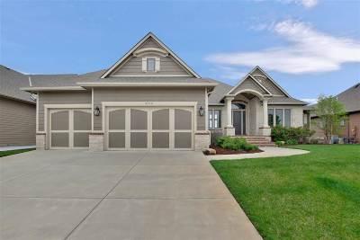 Wichita Single Family Home For Sale: 4512 W Shoreline St