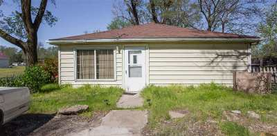 Haysville Single Family Home For Sale: 8101 S Lulu Ave