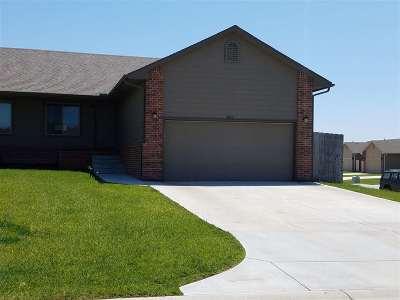 Bel Aire Single Family Home For Sale: 8457 E Granite Ct