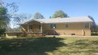 Arkansas City Single Family Home For Sale: 11 Pin Oak Dr