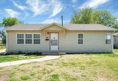 El Dorado Single Family Home For Sale: 500 Ohio St