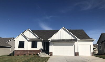 Wichita Single Family Home For Sale: 3122 Chambers Circle