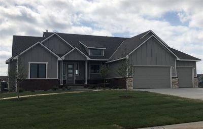 Wichita Single Family Home For Sale: 3118 Chambers Circle