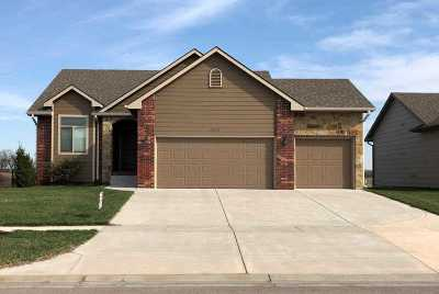 Bel Aire Single Family Home For Sale: 5310 N Rock Spring St