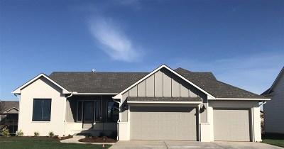 Wichita Single Family Home For Sale: 3126 Chambers Cir