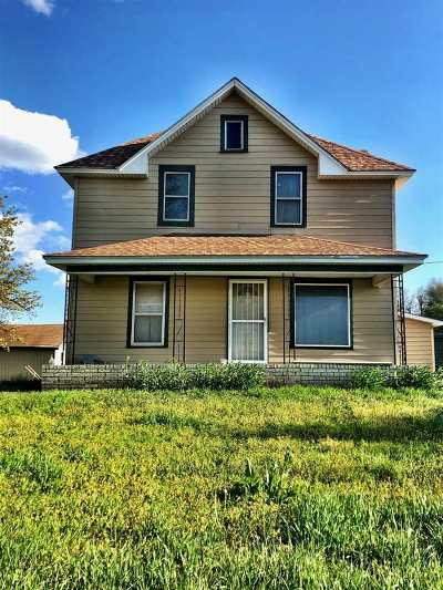McPherson Single Family Home For Sale: 2531 Hwy 56 Canton