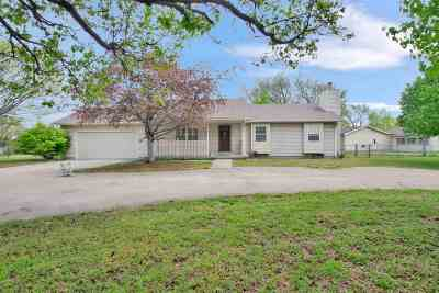 Andover KS Single Family Home For Sale: $224,900