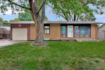 Haysville Single Family Home For Sale: 522 W 6th