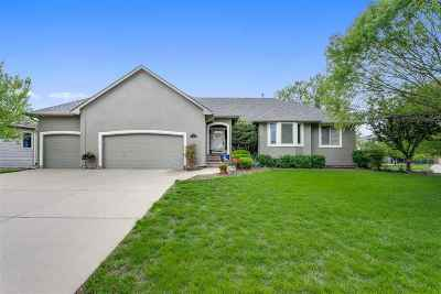Derby Single Family Home For Sale: 1660 E Tiara Pines Pl