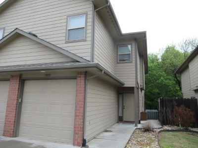 Derby KS Condo/Townhouse For Sale: $1,100