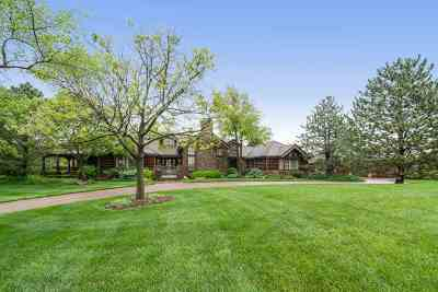 Andover Single Family Home For Sale: 608 E Flint Hills National Pkwy