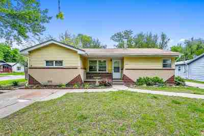 El Dorado Single Family Home For Sale: 902 Shelden St