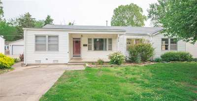 Mulvane Single Family Home For Sale: 214 Martha Ave