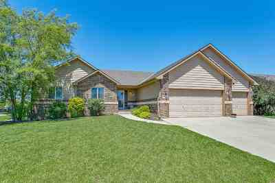 Goddard KS Single Family Home For Sale: $239,900