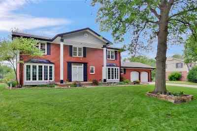 Wichita Single Family Home For Sale: 566 S West Shore