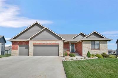 Wichita Single Family Home For Sale: 2825 N Woodridge