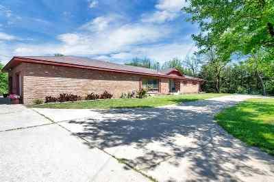 Wellington Single Family Home For Sale: 1705 N H St