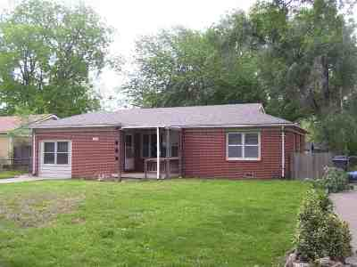 Haysville KS Single Family Home For Sale: $99,900